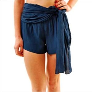 Free people Casual Wrap Shorts